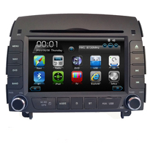 2 Din 7 Car GPS DVD player For Hyundai sonata NF 2004 2005 2006 2007 2008
