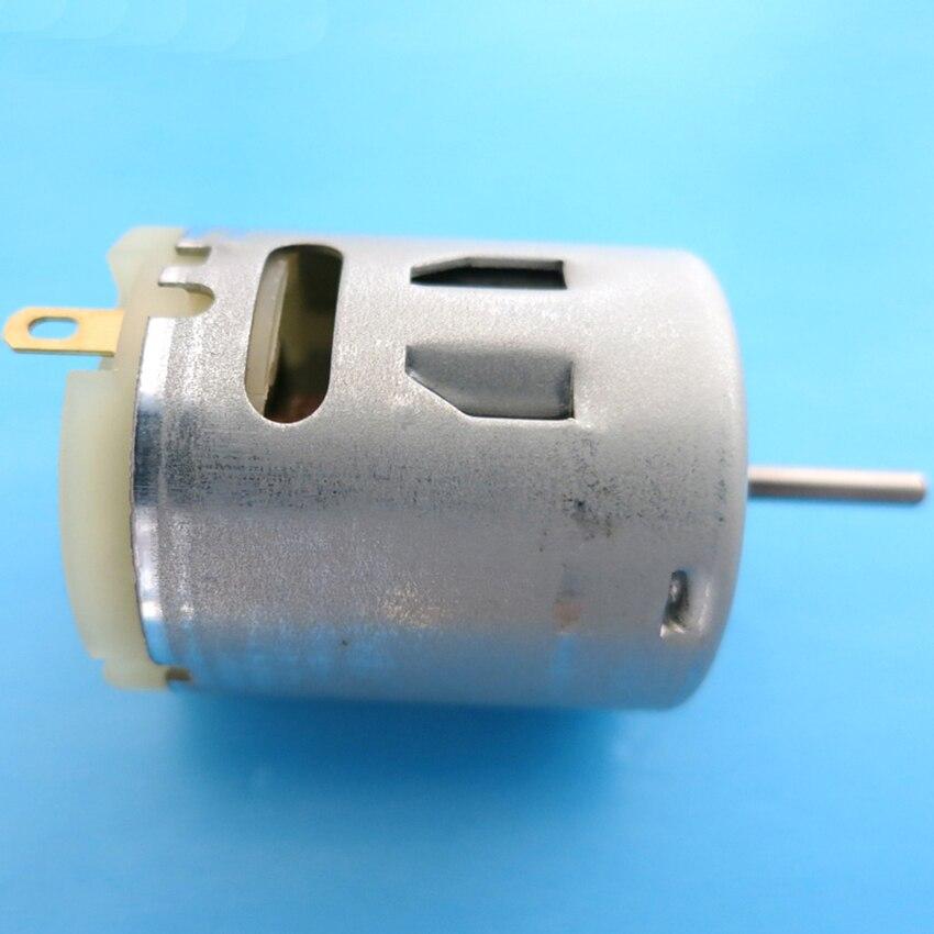 365 DC Motor 6-12 v 2000-5000 rpm Große Drehmoment High Power Geräuscharm Diy kleine elektrische bohrer motor Elektronische Komponente Motor
