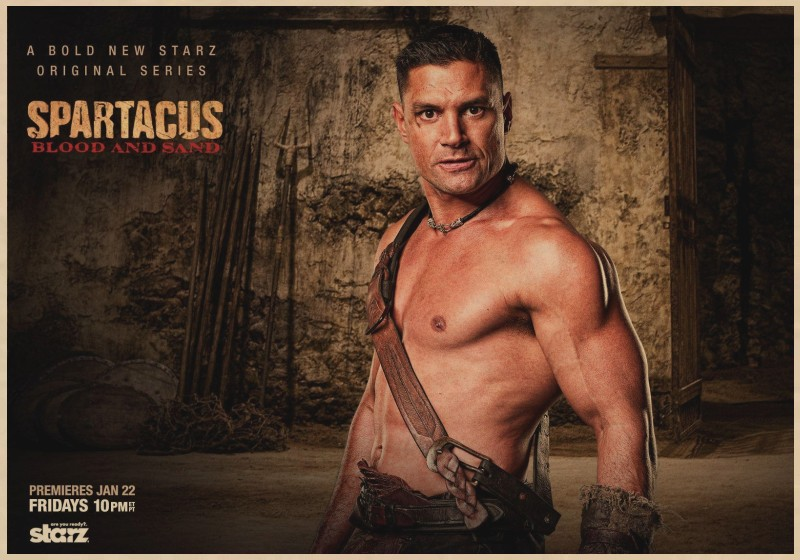 New Spartacus Kraft Paper Classic Poster Bar Cafe Living Room Dining room Wall Decorative Paintings