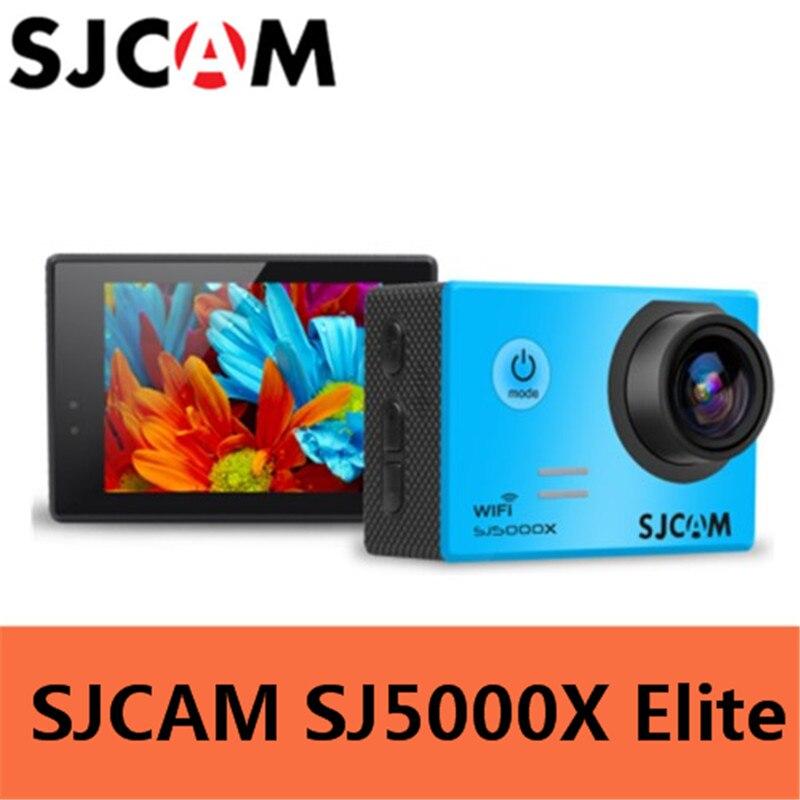 D'origine SJCAM SJ5000X 4 K WiFi 2 pouces Écran lcd 170 Degrés large Angle de Vue 12.0 Mégapixels Sport DV avec NTK9660 Novatek CMOS
