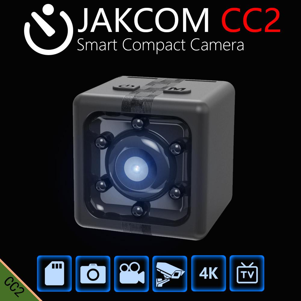JAKCOM CC2 Smart Compact Camera Hot sale in Mini Camcorders as clock camera sq13 mini camera wifi waterproof