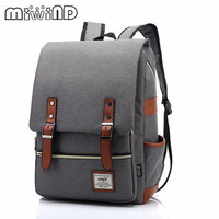 Fashion School Backpack Women Children Schoolbag Back Pack Leisure Korean Ladies Knapsack Laptop Travel Bags For