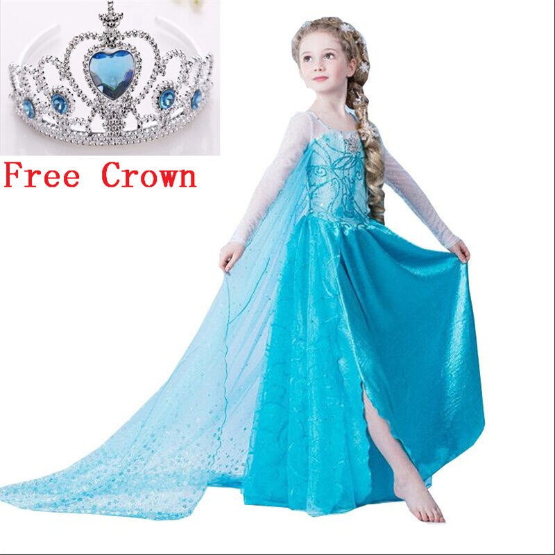 Popular Elsa Costume Buy Cheap Elsa Costume Lots From
