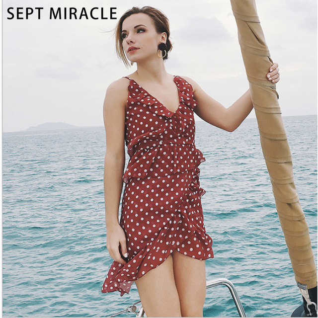 6d2e24f1c8d4 SEPT-MIRACLE-Sexy-Deep-V-neck-Wave-Dot-Chiffon-Mini-Dress-For -Women-2018-Summer-New.jpg 640x640.jpg