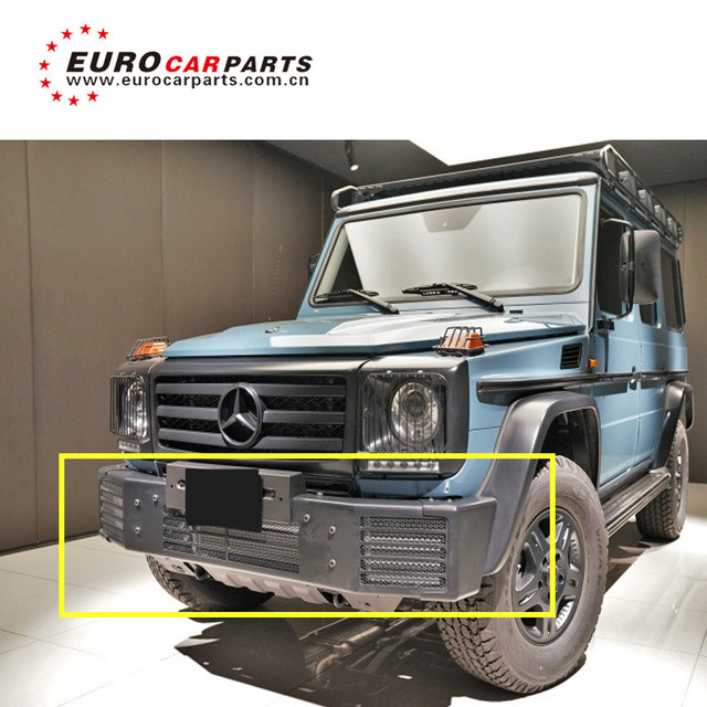 G350D professional front bumper fit for G class w463 g350d 2016 2017 ...