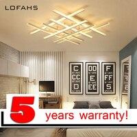 LOFAHS Modern led chandelier lamp Remote Ceiling chandelier lighting Acrylic fixture abajour luminaria luster avize lutre l