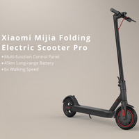 2019 Xiaomi Mijia Pro Smart Electric Scooter Foldable Hoverboard Skateboard 8.5 Inch Two Wheels 45KM Battery Unisex Adult