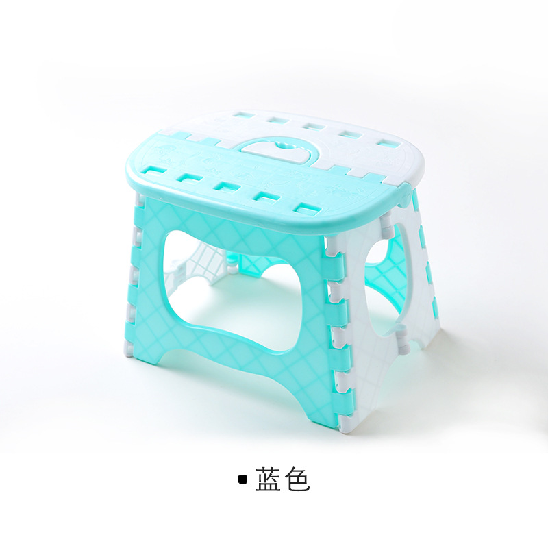 Step Stool For Kids Foldable Fishing Stool Bathroom Children Outdoor Portable Folding Baby Child Stool