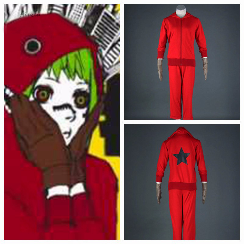 Ainclu Free Shipping Hatsune Miku GUMI Russian Doll version Adult Cosplay Costume Customize for plus size adults