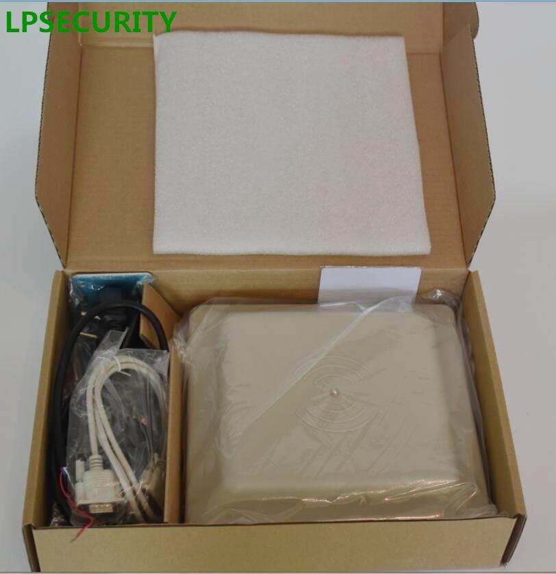 Lpsecurity Max 6 м Long Range пассивных UHF RFID WG26/Лектор де Ларго alcance rfid контроль де Аксесо