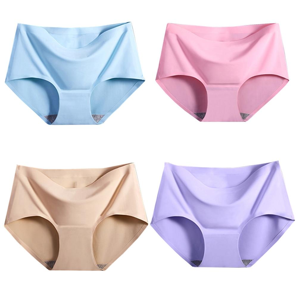 Best buy ) }}Women Seamless Ultra-thin Underwear Women's Panties Intimates Bragas De Mujeres