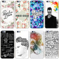 Panic At The Disco Hard Transparent Cover Case for iPhone 7 7 Plus 6 6S Plus 5 5S SE 5C 4 4S