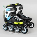 Japy Skate Inline Skates Professinal Roller Skating Shoes Slalom Slide Patines With Flying Eagle bearings Good As SEBA Patines