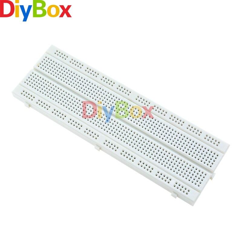 aliexpress com   buy 10pcs new mb 102 mb102 breadboard 830point solderless pcb bread board test