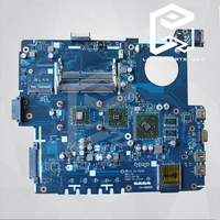 Original Working Perfect Laptop Motherboard For ASUS PBL60 LA 7322P AMD REV 1A Non Integrated