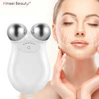 Mini Facial Beauty Massager Toning Set Face Lifting Machine Wrinkle Reduce Skin Tighten Anti-Wrinkle Personal Care Massage Tool