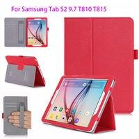 Tab S2 9 7 Inch Luxury PU Leather Case For Samsung Galaxy Tab S2 9 7