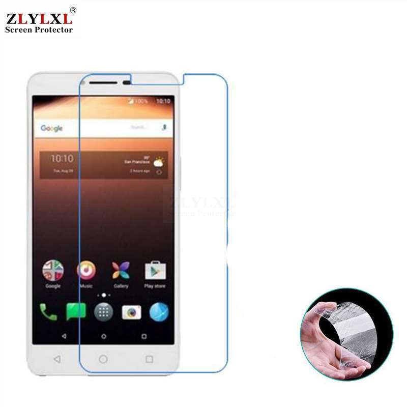 2 Pcs Tempered Glass For Alcatel A3 Xl A7 A30 Plus A50 Display screen Protector