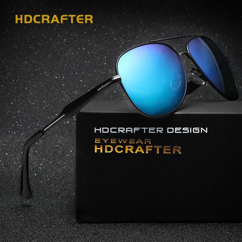 2020 Πολυτελή Γυαλιά Ηλίου Polarized Men Vintage - Αξεσουάρ ένδυσης