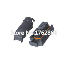 10 Sets 40 Pin automotive connector plastic connector ignition harness connector with terminal DJ7401-1 / 3.5-21 40P цена