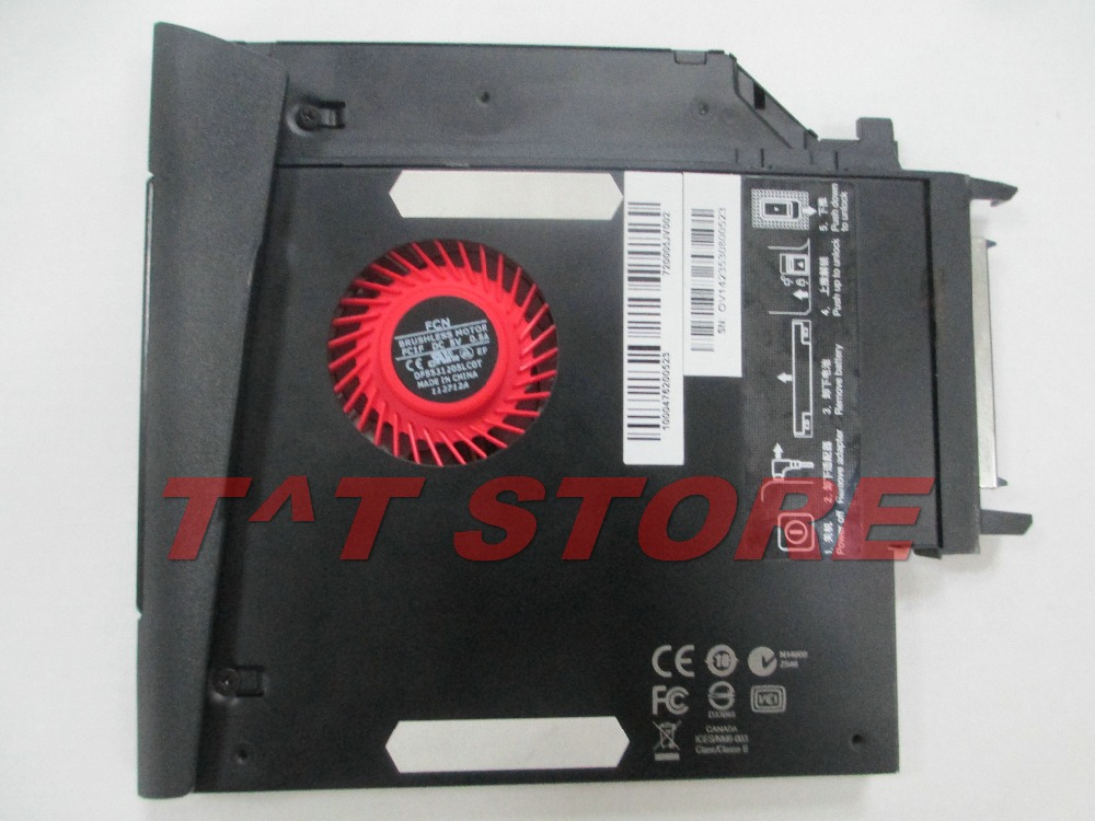 Original GT650M For Lenovo IdeaPad Y500 Y400 Ultrabay Graphics Video Card GN35 2GB Free Shipping