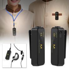 2 PCS Walkie Talkie UHF Two way Radio Portable CB Radio UHF 400 470MHz 16CH 300MAh TX Current Professional Walkie Talkie Mini