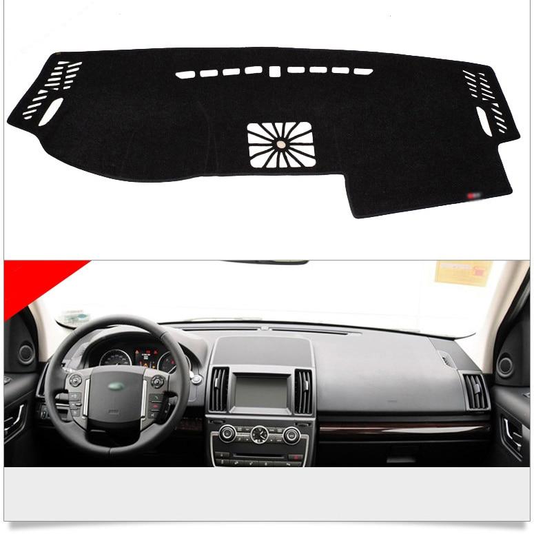 Вътрешна табла за килим Фотофобизност Защитна подложка за Land Rover Freelander 2