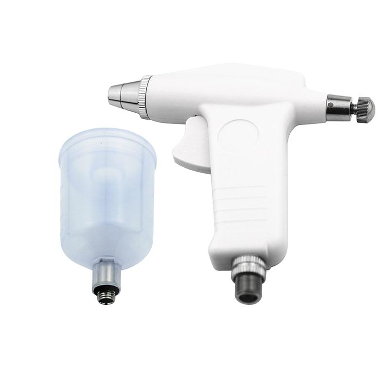 OPHIR 0,3 mm-es fúvóka permetezőpisztoly fehér 3/4-es OZ - Elektromos kéziszerszámok - Fénykép 2