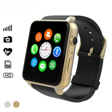 Aiovcocie Smart Watch Bluetooth Waterproof smartwatch Heart Rate Sleep Monitor Support TF/SIM Card for IOS Android Men Woman
