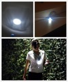 [TAIYI]2LED Silicone Hands Free Neck Light - Great for Hiking, Grilling, Work, Camping