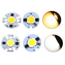 Led Light Source 27mm/32mm Smart IC COB Chip For DIY LED Lamp Bulbs Floodlight Spotlight 3W/5W/7W/9W AC110V/220V JQ