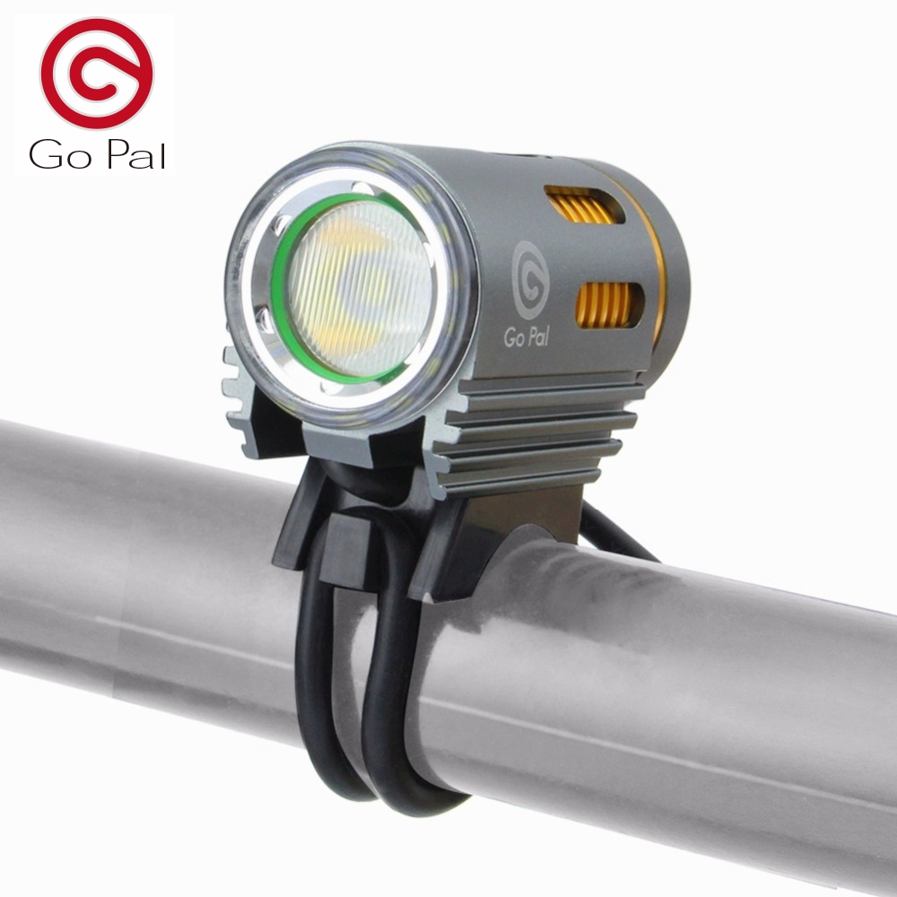 Go Pal Bicycle Front Light Brighter With 960 Lumens U2 Leds Waterproof Cool Headband Bicycle Accessories свитшот print bar lets go pal