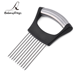 Stainless Steel Onion Cutter H