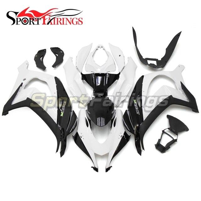 Motorcycle ABS Plastic Injection Fairings For Kawasaki ZX10R 2016 Fairing Kits ZX 10R 16 Year