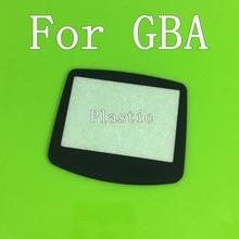 Para GAME BOY ADVANCE GBA sistema lente de pantalla repuesto PROTECTOR plástico MATERIA autoadhensive