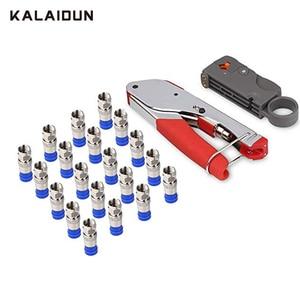KALAIDUN Pliers 22pcs Wire Str