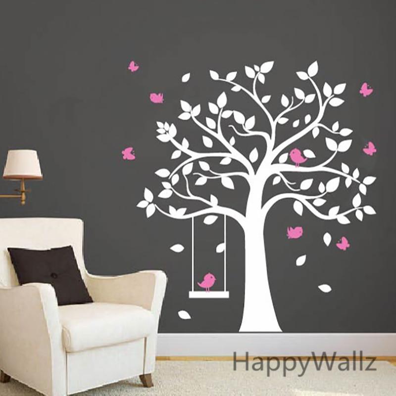 Bird Wallpaper Home Decor