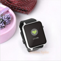 Newest Bluetooth Smart Watch GT88 Clock Heart Rate Health Fitness Measure Wearable Device With GPRS SIM