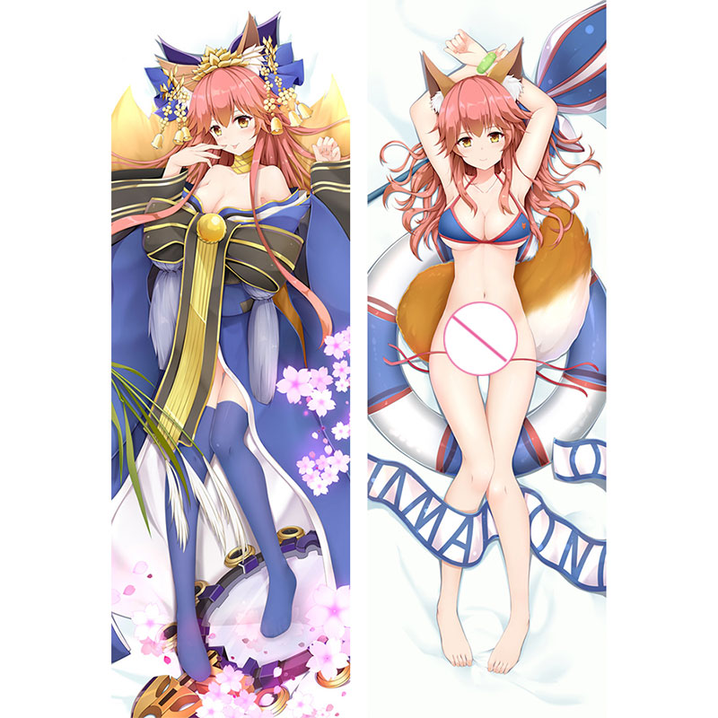 Personalized Colorful Double Side Printed Anime Pillow Case Custom Dakimakuru Sexy Figure Hugging Pillowcase Cover