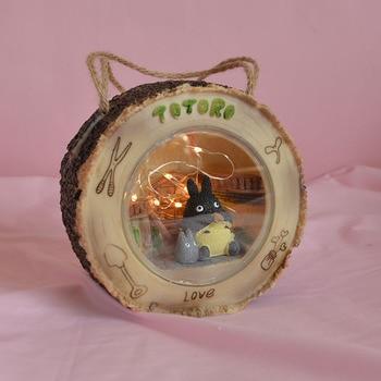 Светодиодный ночник Тоторо 3