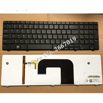 US New Replace Laptop Keyboard For DELL For Vostro 3700 V3700 I7-720 Backlit
