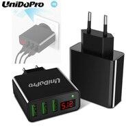 Unidopro 3 Port USB EU Plug AC Wall Charger For Teclast P10 T10 X3 Plus X10