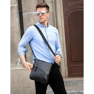 Image 5 - Westal Messenger Shoulder Women Men Bag Genuine Leather Briefcase Office Business Work For Tablet Handbag Male Female Portafolio
