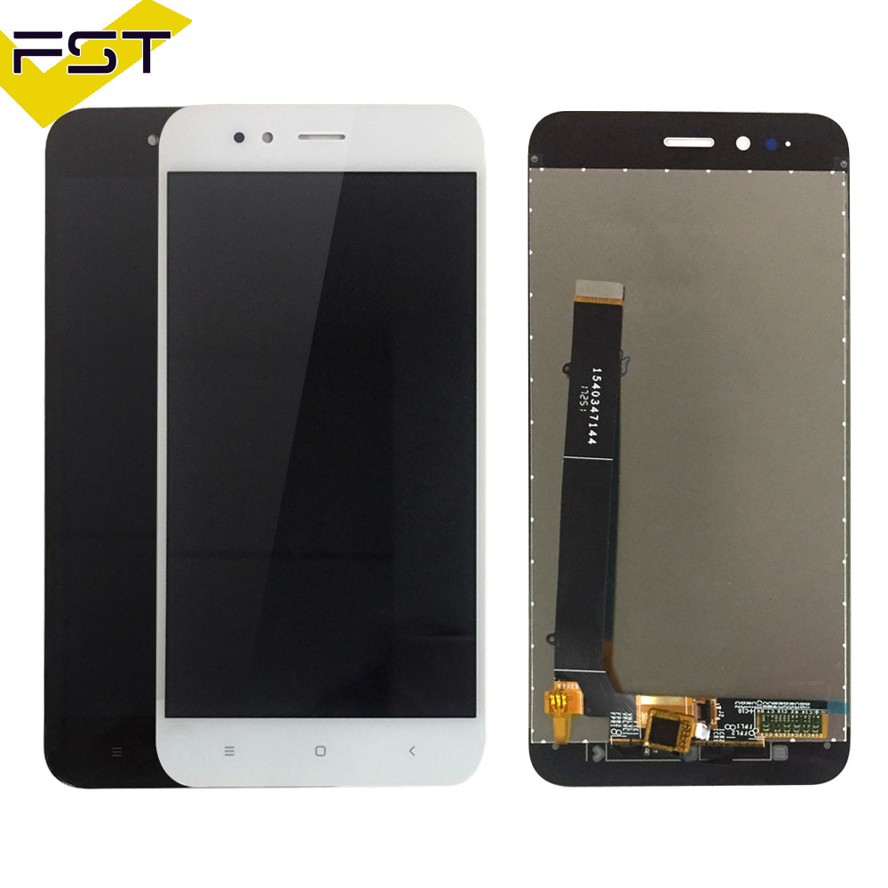For Xiaomi Mi A1 LCD Display+Touch Screen Xiaomi Mi5X LCD Digitizer Replacement for Mi 5X MiA1 Mi A1 4GB 32GB 64GB 5.5