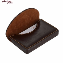 Maison Fabre plånbok män läder plånbok män äkta läder korthållare europeiska och amerikanska stil plånbok