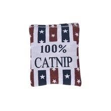 Catnip Cushion for the Addict Cat