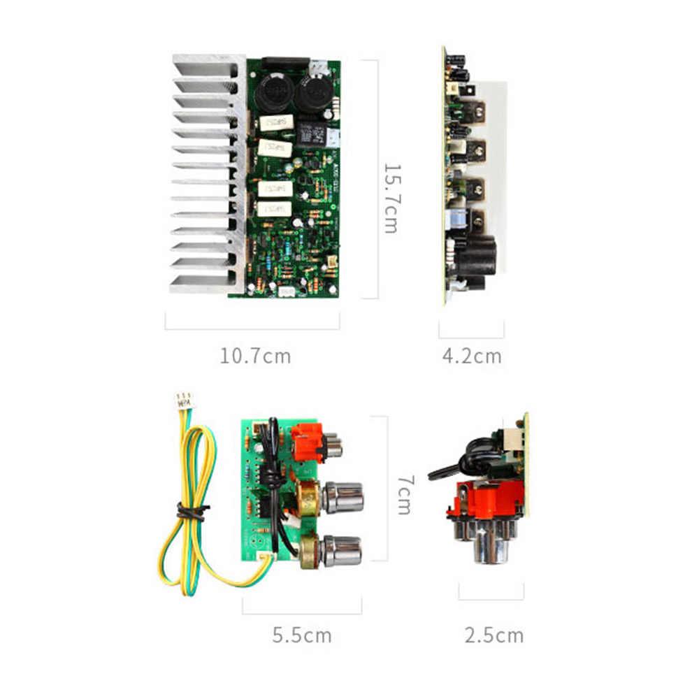 AIYIMA 350 Вт сабвуфер усилитель доска Моно сабвуфер высокой мощности усилитель доска двойной AC24-28V DIY сабвуфер динамик