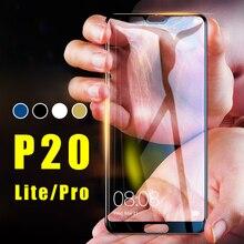 Стекло для huawei P20 Lite P 20 Lite светильник закаленное Pro P20lite huavei Защитная пленка для экрана hyawei verre tremp