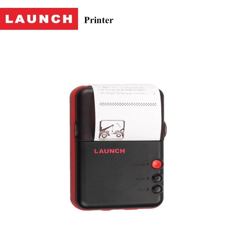 2017 новое Прибытие оригинальный x-431 V мини принтер для Launch x431 в мини-принтера окно записи работы с WiFi Бесплатная доставка