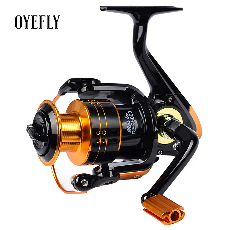 Metal Spinning Fishing Reel Ball Bearings Bait casting Fly Reel Coil High Speed Spinning Cast 12BB Drum Wheel Reel Fishing small size soft eva fishing reel protective reel bag case cover for drum spinning raft reel fishing pouch bag